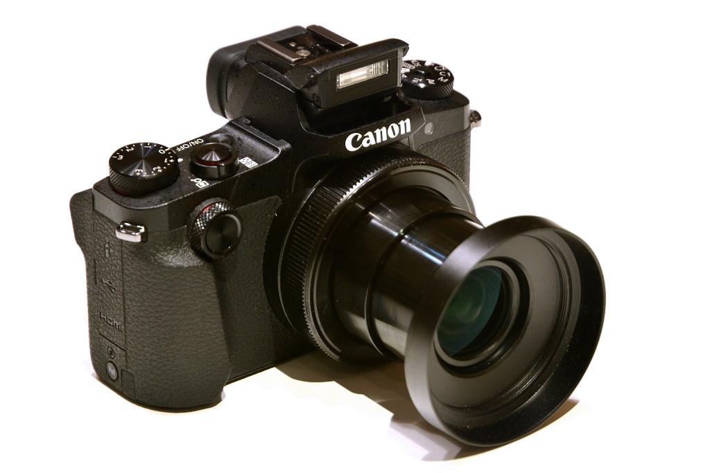 Test fotoaparátu Canon PowerShot G1 X Mark III