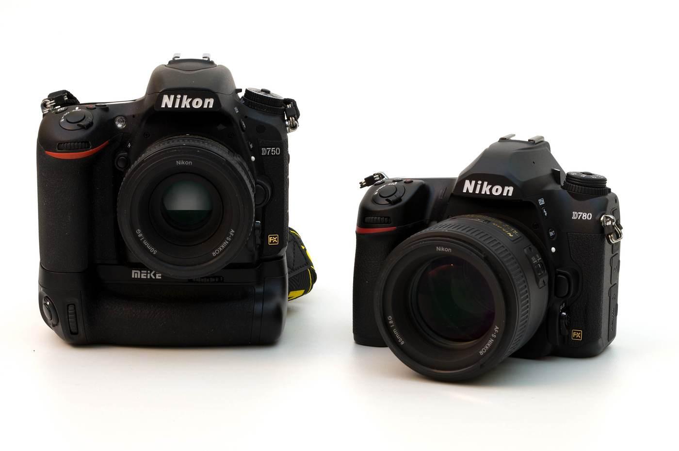 ニコン d780