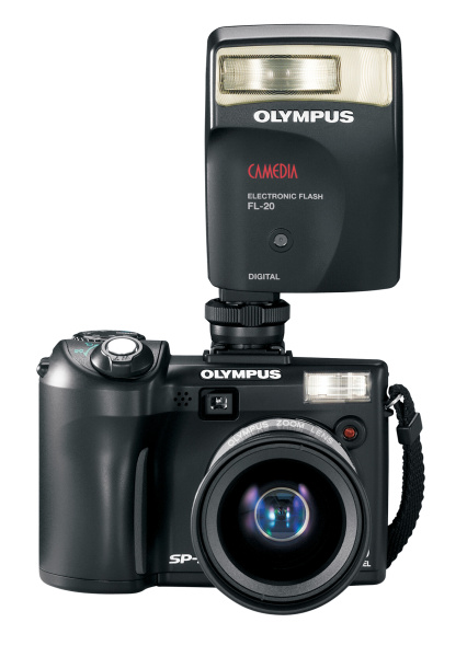 Olympus SP-350 Review - Digital Cameras