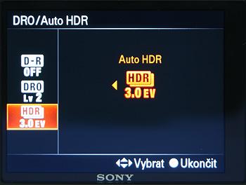dro/auto hdr