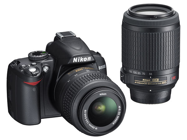 how to set f stop on nikon d3000