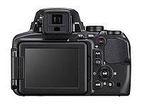 Zadní strana - Nikon Coolpix P900