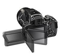 Možnosti natočení LCD - Nikon Coolpix P900