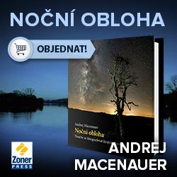 Andrej Macenauer - Noční obloha