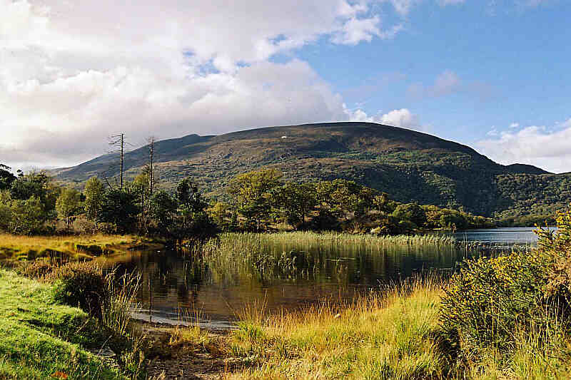 Kateřina pivodová : irská podzimní krajina